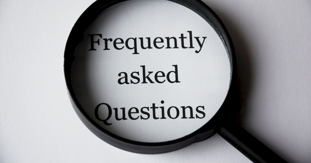 FAQ - oft gefragt