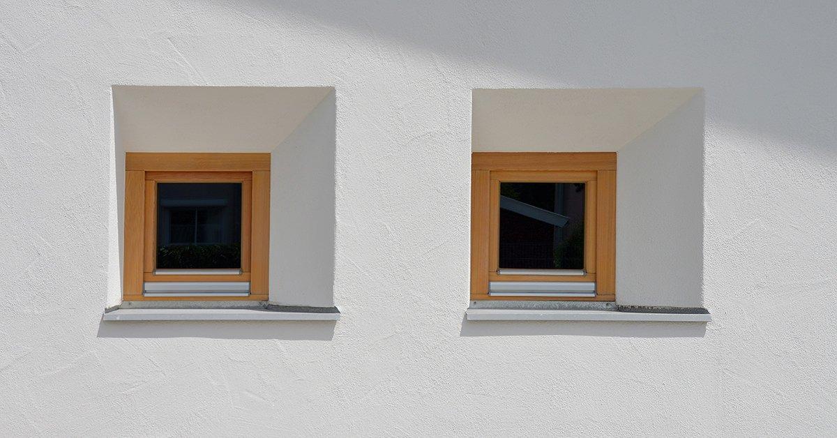 kleine Kellerfenster
